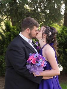 Chelsey & Jace Prom 2018