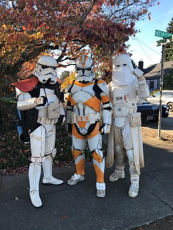 Family Softball Halloween Party - NE Portland