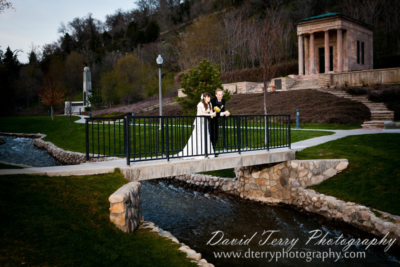 David Terry Photography - Emily and Garrett Formals Session at Memory Grove Park