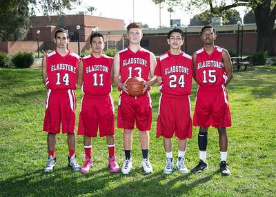 Boys Basketball Team & Indiv.