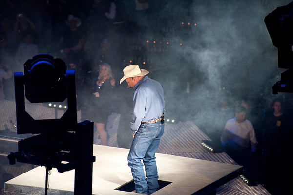 Garth Brooks in Nashville -  December 2010