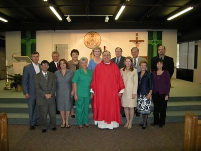 2008 Sep Parish Council