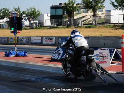 July 8, 2012 - On Track