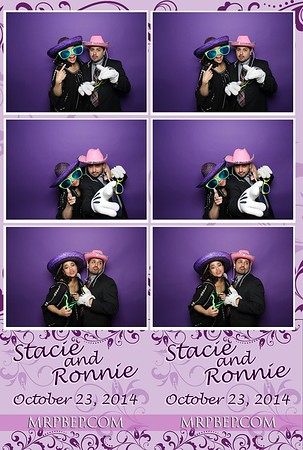 Stacie & Ronnie | Oct. 23rd 2014
