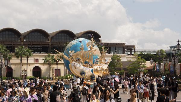 Disneyland Resort, Tokyo Disneyland, Tokyo Disney Sea, Tokyo Disney Resort, Tokyo DisneySea, Tokyo, Disney, Aquasphere