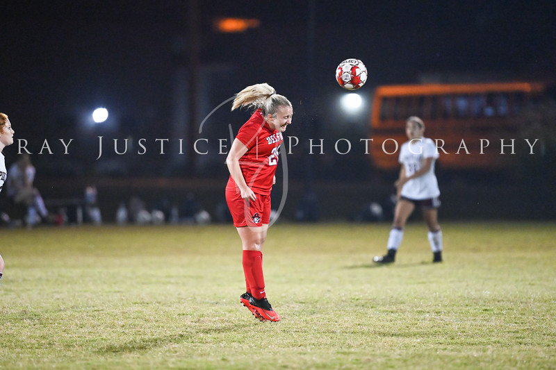 10/04/2021 BHS Girls Soccer vs Pikeville District Game 1