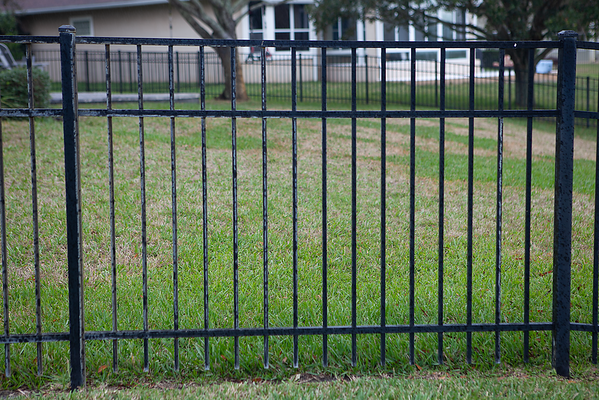 Glober's Fence Project