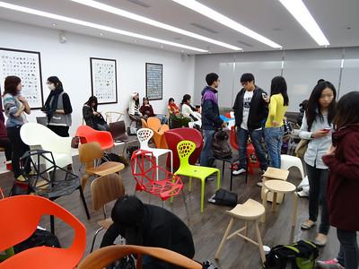 2012創意思考參觀經典教室