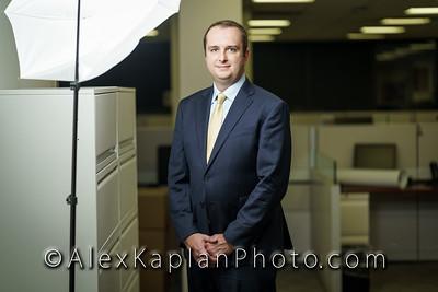 New York Business Portrait