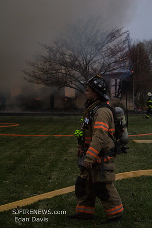 12/04/2019, All Hands Dwelling, Woolwich Twp. Gloucester County NJ, 4 Sunset Ct.