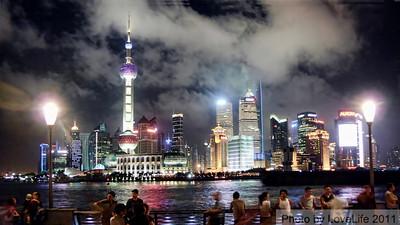 ~Shanghai ~ 12 Sept - 15 Sept