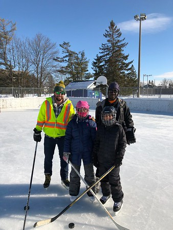 Hockey Day in the Hamlet 2019