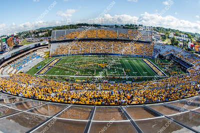 WVU vs East Carolina - September 9, 2017