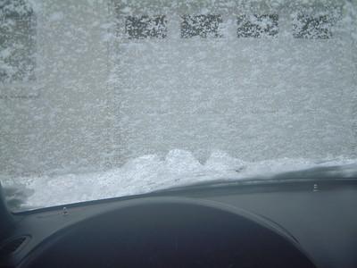 Snow January 2004