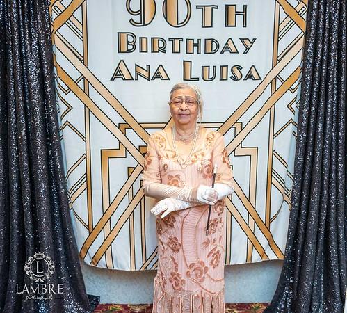 Ana 90th Birthday Party