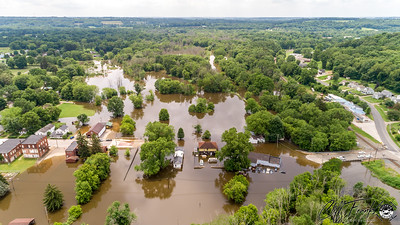 6-19-2019 Clinton Flooding