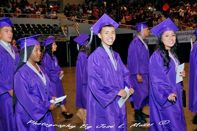 2015-05-21 Jason Morales Graduation - Cesar Chavez High School