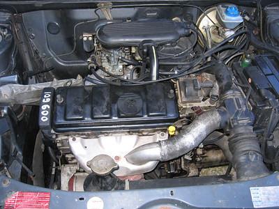 Peugeot 309 saga