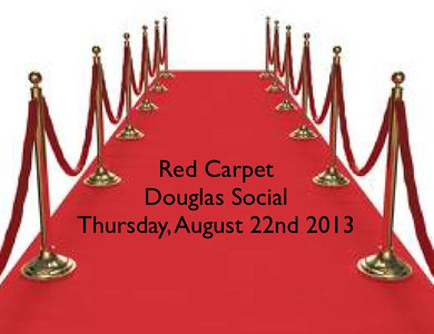 Red Carpet Douglas Social
