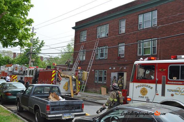 5/9/14 - Harrisburg, PA - S. 19th Street