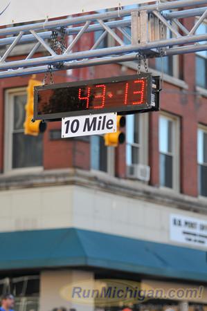 10 Mile Finish, Gallery 1 - 2013 HealthPlus Crim Festival of Races