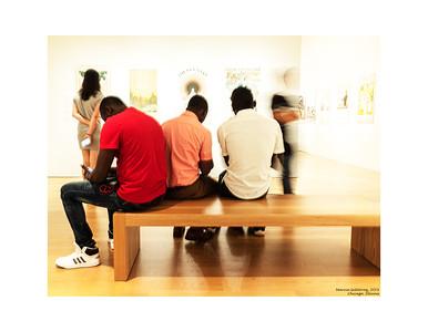 In a Public Space