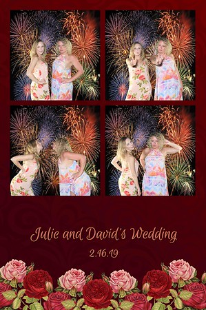 Julie Dinardo Wedding