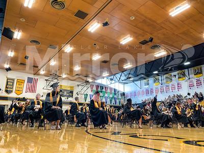 2020 Clear Lake Graduation