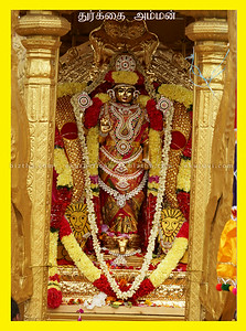 Canada Sri Thurkai Amman  Aalaya THER-29-jULY-2014