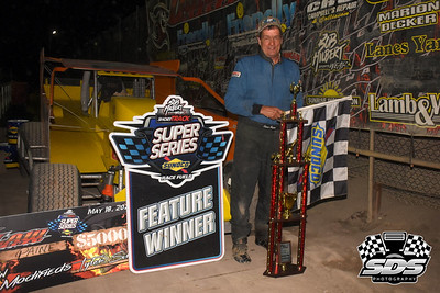 22 Outlaw Speedway 5/18/21