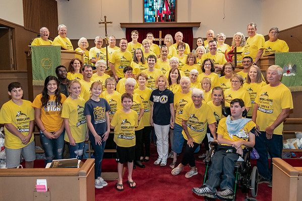 St. John's Gold Out 2019