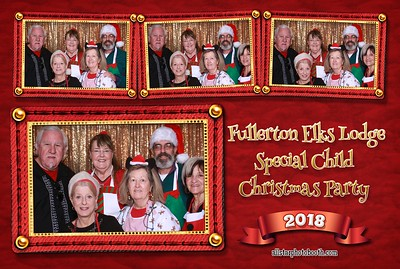 Fullerton Elks Special Child Christmas Party