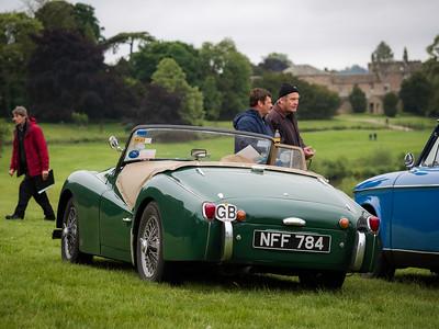 2017 Ripley Castle Classic Vehicle Show
