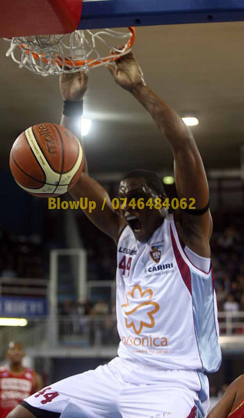 Basket: immagini varie stagione LEGA A 2008 / 2009