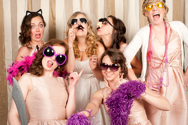 Sarah & Steve | Photobooth