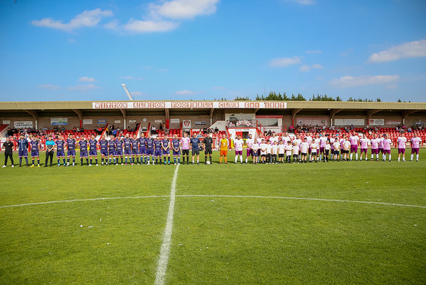 Matilda FC v Supporting Charities FC 05-09-21