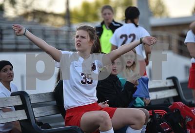 Mason City @ Fort Dodge Girls Soccer 5/2/17