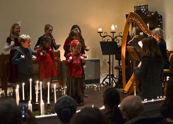 Barnard Winter Carols, 2014
