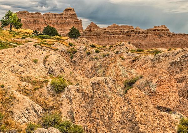 Badlands National Park & South Dakota