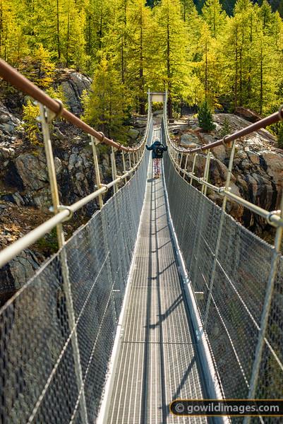 Furggbach Gorge