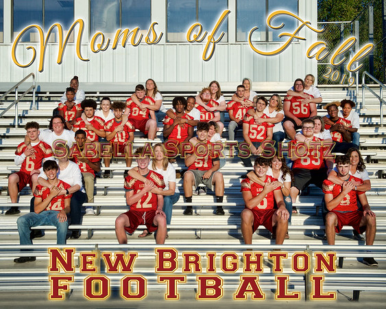 "NBHS Lions Football - ""Moms of Fall"""
