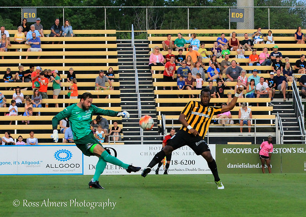 Charleston Battery Vs Pittsburgh Riverhounds April 30 2016