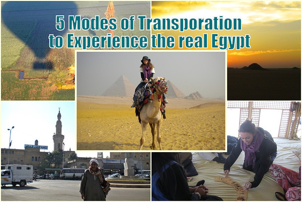 5 Ways to Experience the Real Egypt