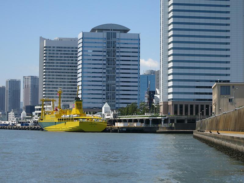 The ship is the Tachibama Maru