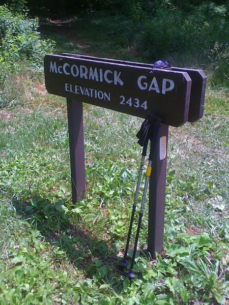 McCormic Gap