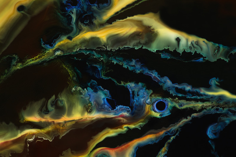 Gallactic Vistas Series, #0002. Abstracts by Lydia Dagg