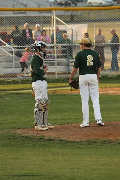 SJHS Baseball 4-11-18