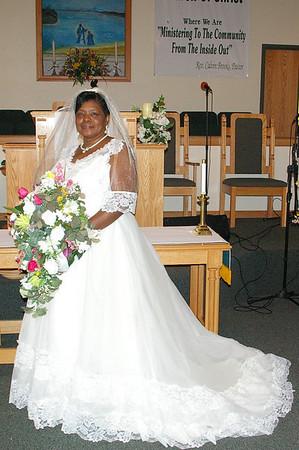 Virgina & Michael's Wedding