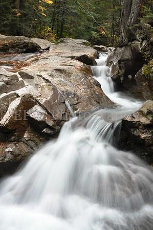 Basin Trail Falls 1