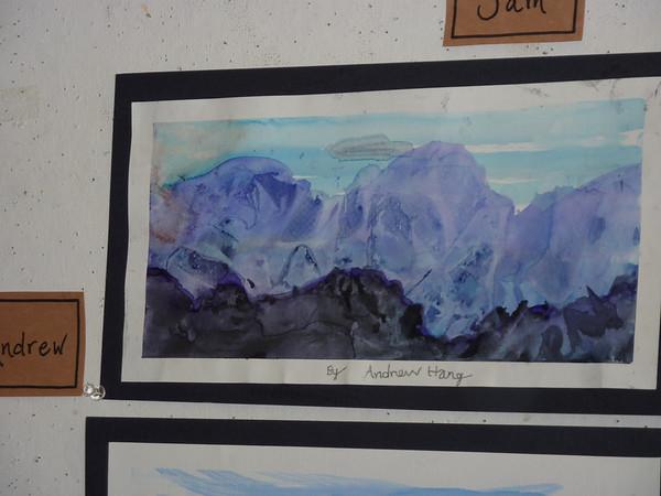 Andrew's Art Camp - 2009-07-24